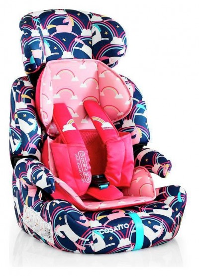 Save £11 at Argos on Cosatto Zoomi Group 1/2/3 Car Seat - Magic Unicorns