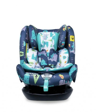 Save £35 at Argos on Cosatto All in All Group 1/2/3 Car Seat - Dragon Kingdom