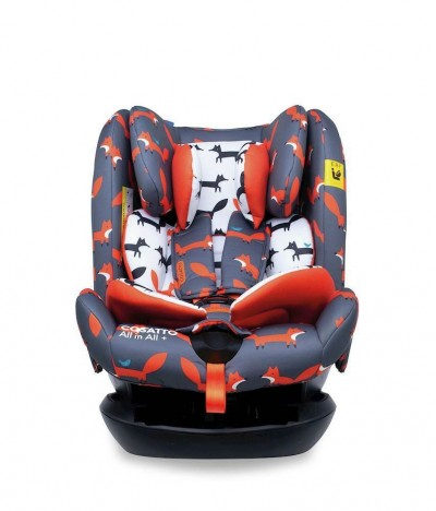 Save £35 at Argos on Cosatto All-in-All Group 0/1/2/3 Car Seat - Mister Fox