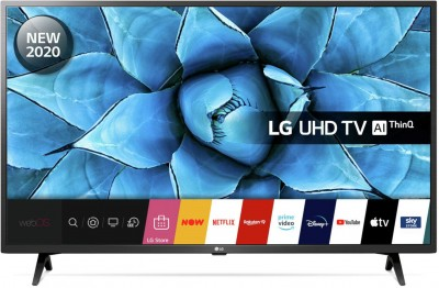Save £50 at Argos on LG 50 Inch 50UN7300 Smart 4K Ultra HD LED TV with HDR