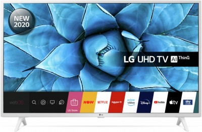 Save £50 at Argos on LG 49 Inch 49UN7390 Smart 4K Ultra HD LED TV - White