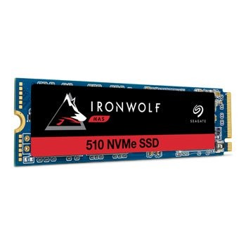 Save £36 at Scan on Seagate IronWolf 510 960GB M.2 PCIe NVMe SSD/Solid State Drive