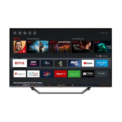 Save £50 at PRCDirect on Hisense 50AE7400FTUK 50 4K Ultra HD HDR Smart Led TV with Dolby Vision