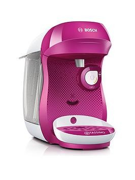 Save £10 at Very on Tassimo Tas1001Gb Happy Pod Coffee Machine - Pink