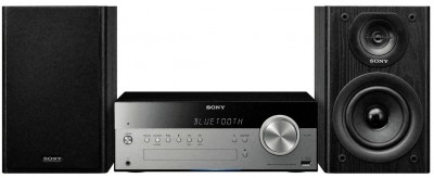 Save £61 at Argos on Sony CMT-SBT100B CD Micro System with Bluetooth