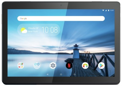 Save £10 at Argos on Lenovo Tab M10 10.1in 32GB FHD Tablet - Black