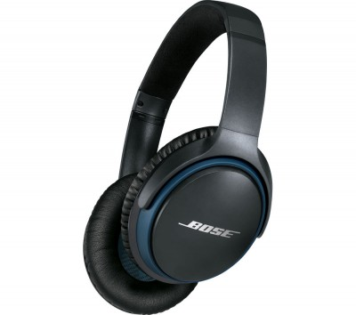 Save £30 at Currys on BOSE SoundLink II Wireless Bluetooth Headphones ? Black, Black
