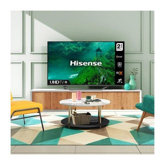 Save £50 at Sonic Direct on Hisense 50AE7400FTUK 50 4K HDR UHD Smart LED TV Dolby Vision DTS X
