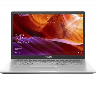 Save £100 at Currys on ASUS X409JA 14' Laptop - Intelu0026regCore™ i5, 256 GB SSD, Silver, Silver