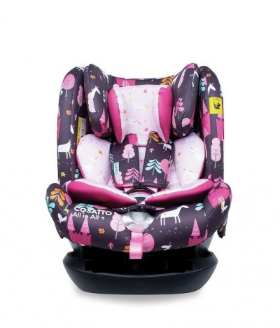 Save £35 at Argos on Cosatto All in All Group 1/2/3 ISOFIX Car Seat -Unicorn Land