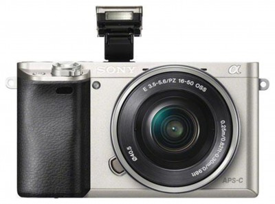 Save £90 at Argos on Sony A6000 Mirrorless Camera With 16-50Mm Lens Silver
