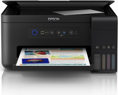 Save £58 at Ebuyer on Epson EcoTank ET-2700 A4 Colour Multifunction Inkjet Printer