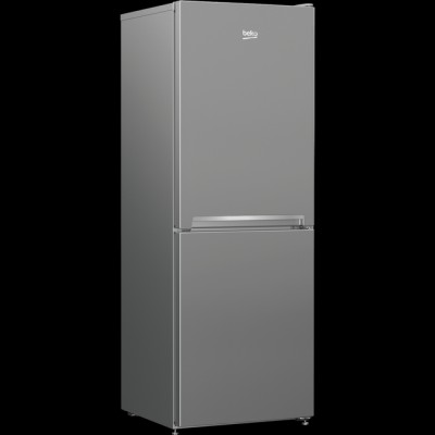 Save £40 at AO on Beko CFG3552S 50/50 Frost Free Fridge Freezer - Silver - A+ Rated