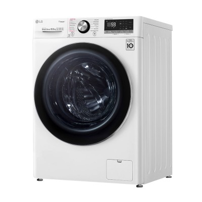 Save £80 at PRCDirect on LG F4V710WTS A+++ 10.5kg Washing Machine, White