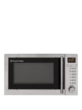 Save £10 at Very on Russell Hobbs Rhm2031 Microwave With Grill With Free Extended Guarantee*