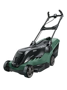 Save £60 at Very on Bosch Cordless 36Cm Lawnmower Advanced Rotak 36-650 36V