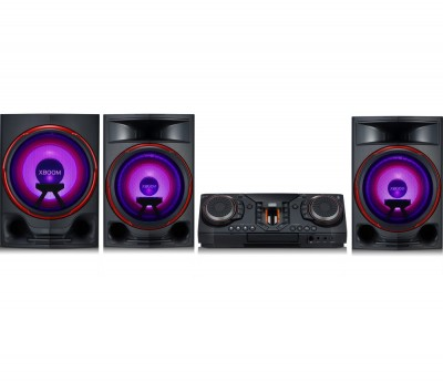 Save £50 at Currys on LG CL88 XBOOM Bluetooth Megasound Party Hi-Fi System - Black, Black