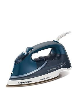 Save £10 at Very on Morphy Richards 303131 Turbosteam Pro Mkii Iron With Intellitemp