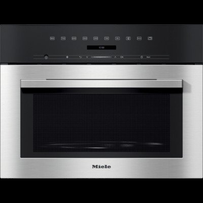 Save £118 at AO on Miele M7140TC Built In Microwave - Clean Steel