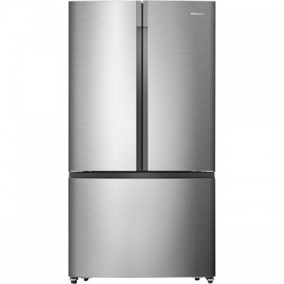 Save £279 at AO on Hisense RF715N4AS1 American Fridge Freezer - Stainless Steel - A+ Rated