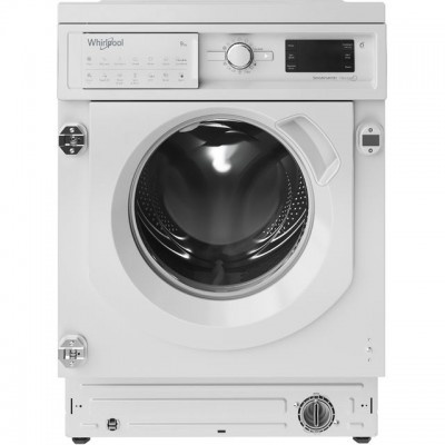Save £50 at AO on Whirlpool BIWMWG91484UK Integrated 9Kg Washing Machine with 1400 rpm - White - A+++ Rated