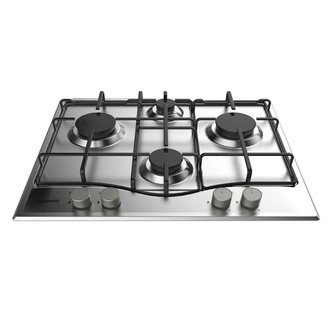Save £20 at Sonic Direct on Hotpoint PCN642BIXH 60cm Gas Hob in Stainless Steel FSD