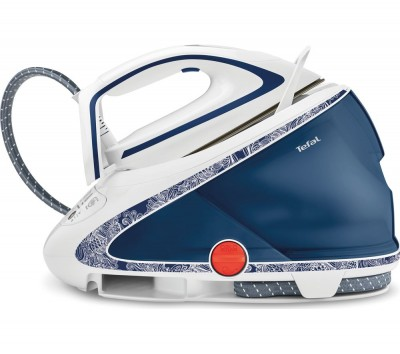 Save £230 at Currys on TEFAL Pro Express Ultimate GV9569 Steam Generator Iron - Blue & White, Blue