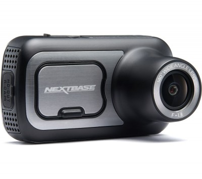 Save £20 at Currys on NEXTBASE 422GW Quad HD Dash Cam with Amazon Alexa - Black, Black