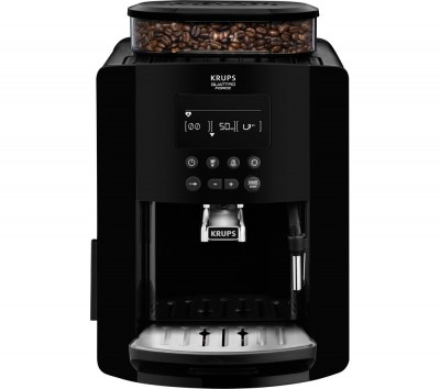 Save £170 at Currys on Arabica Digital Espresso EA817040 Bean to Cup Coffee Machine - Black, Black
