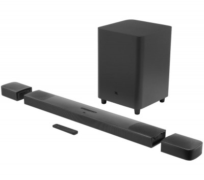 Save £100 at Currys on JBL Bar 9.1 Wireless Sound Bar with Dolby Atmos and DTS:X