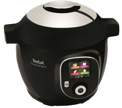 Save £100 at Currys on TEFAL CY851840 Cook4Me Pressure Cooker - Black, Black