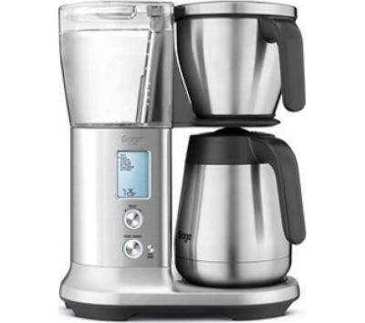 Save £30 at Currys on SAGE The Precision Brewer SDC450 Filter Coffee Machine - Silver, Silver