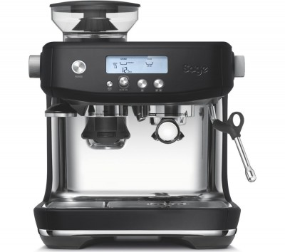 Save £100 at Currys on SAGE The Barista Pro SES878BTR Bean to Cup Coffee Machine - Black, Black