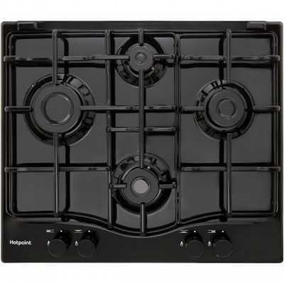 Save £30 at AO on Hotpoint PCN642/H 59cm Gas Hob - Black