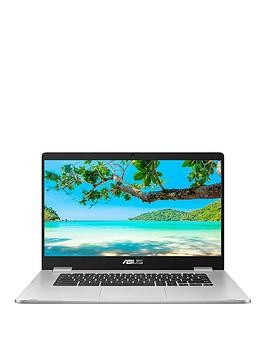Save £40 at Very on Asus Asus C523Na-Br0067 Intel Celeron, 4Gb Ram, 64Gb Emmc, 15.6 Inch Hd Chromebook -Silver