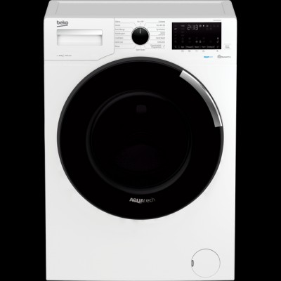 Save £49 at AO on Beko WER104P64E1W 10Kg Washing Machine with 1400 rpm - White - A+++ Rated