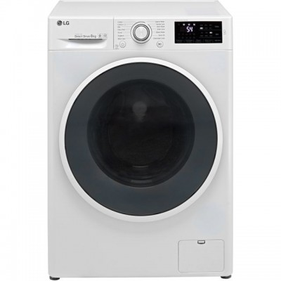 Save £50 at AO on LG F4J608WN 8Kg Washing Machine with 1400 rpm - White - A+++ Rated