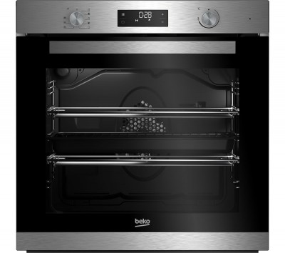 Save £90 at Currys on BEKO BXIE32300XP Electric Oven - Stainless Steel, Stainless Steel
