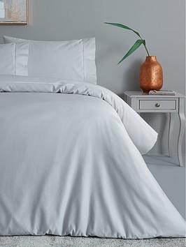 Save £20 at Very on Hotel Collection Luxury 1000 Thread Count Soft Touch Sateen Stitch Border Duvet Cover