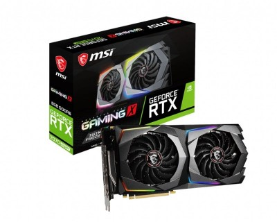 Save £60 at Ebuyer on MSI GeForce RTX 2070 SUPER GAMING X 8GB Graphics Card