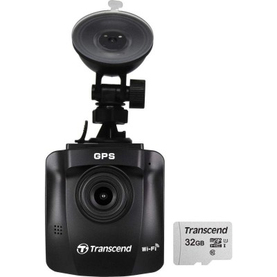 Save £14 at Ebuyer on Transcend DrivePro 230 Dash Camera - With 32GB MicroSD
