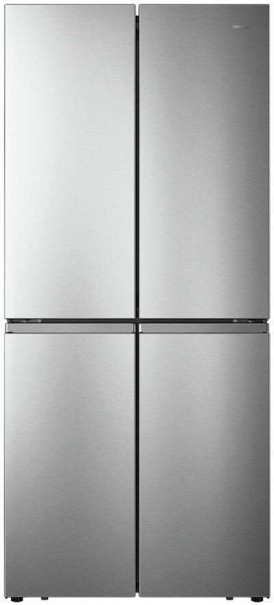 Save £180 at Argos on Hisense RQ563N4AI1 American Fridge Freezer - Grey