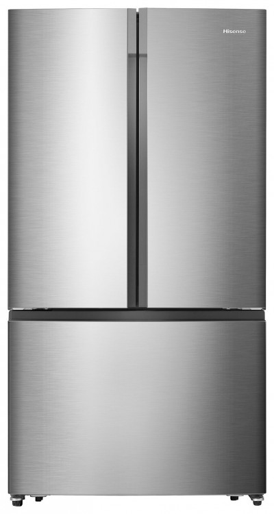 Save £250 at Argos on Hisense RF715N4AS1 American Fridge Freezer - Stainless Steel