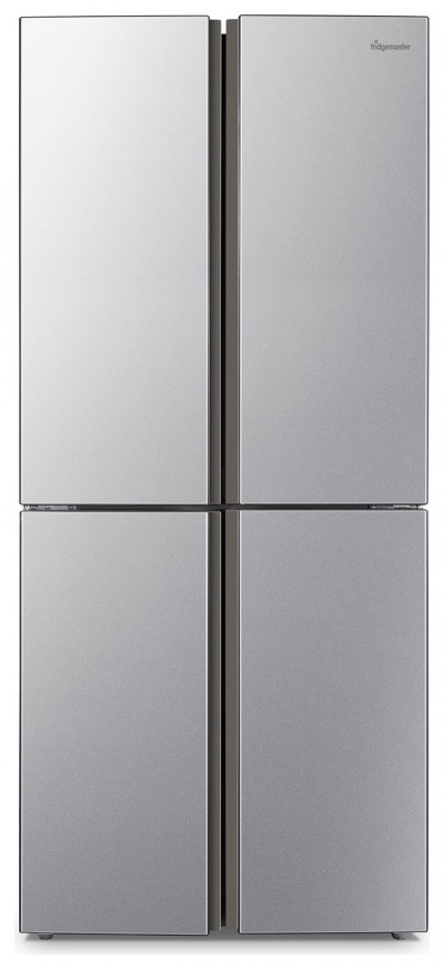 Save £120 at Argos on Fridgemaster MQ79394FFS American Fridge Freezer - Silver