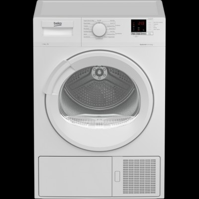Save £50 at AO on Beko DTLP91151W 9Kg Heat Pump Tumble Dryer - White - A+ Rated