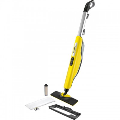 Save £55 at AO on Karcher SC3UprightEasyFix Steam Mop with up to 15 Minutes Run Time