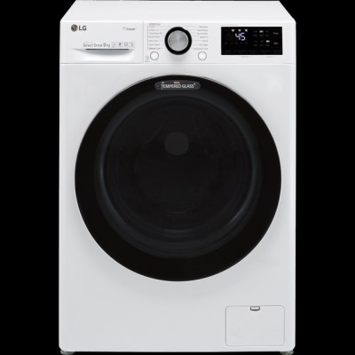 Save £110 at AO on LG V9 F4V909WTS Wifi Connected 9Kg Washing Machine with 1400 rpm - White - A+++ Rated