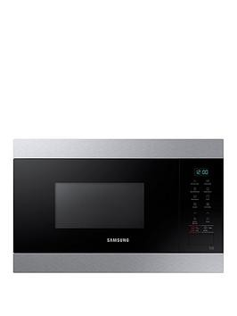 Save £40 at Very on Samsung Mg22M8074At/Eu 22-Litre Built-In Grill Microwave With Smart Humidity Sensor - Stainless Steel