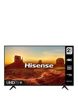 Save £100 at Very on Hisense 75A7100Ftuk 75 Inch 4K Ultra Hd, Hdr, Freeview Play Smart Tv