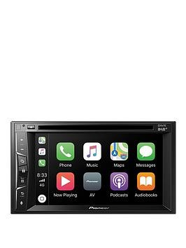 Save £50 at Very on Pioneer Avh-Z3200Dab 2-Din 6.2 Clear Type Resistive Multi-Touchscreen Multimedia Player With Usb, Apple Carplay, Dab/Dab+ Digital Radio, Waze, Bluetooth And 13-Band Geq